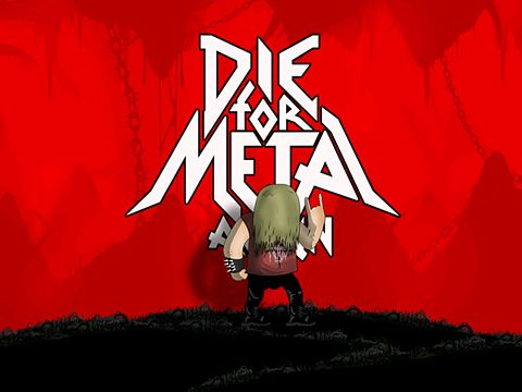 logo Die for metal again