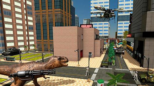 Dinosaur battle survival für Android