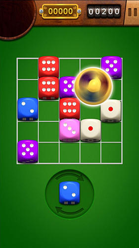 Dicedom: Merge puzzle for Android