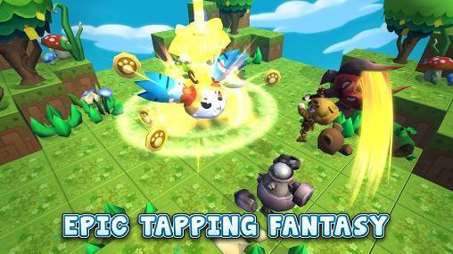 Arcade-Spiele Fantasy tale für das Smartphone