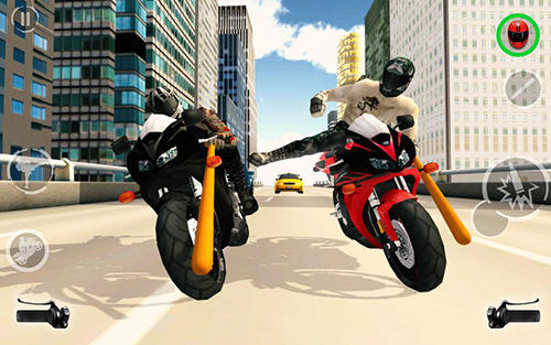 Moto racer 2018 для Android