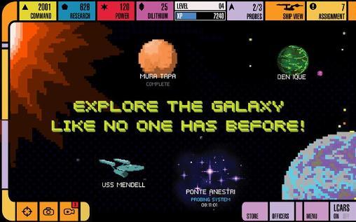 Star trek: Trexels für Android