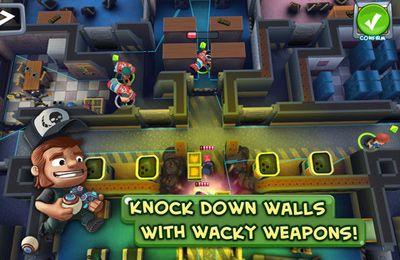 Jogos multijogadores: faça o download de Amigos de batalha para o seu telefone