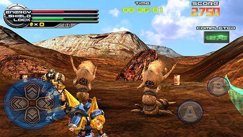 Juegos de acción: descarga ExZeus 2 a tu teléfono