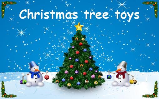 Christmas tree toys Screenshot