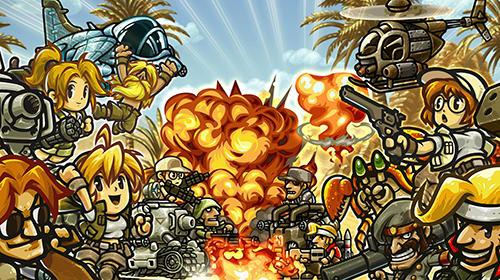 Shooter Metal slug infinity: Idle game für das Smartphone