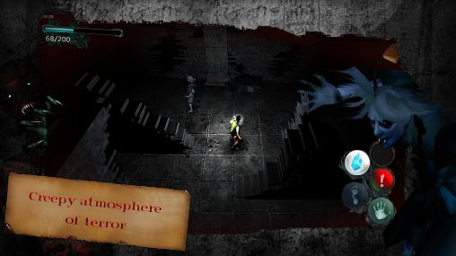 Tomb labyrinth for Android