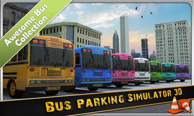 Bus Parking Simulator 3D screenshot 1