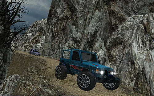 Racing games Off road 4x4: Hill jeep driver for smartphone