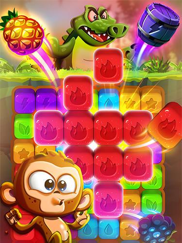 Zoo blast captura de pantalla 1
