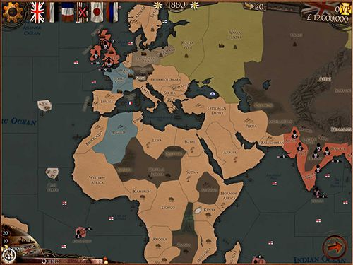 Colonial conquest for iPhone for free