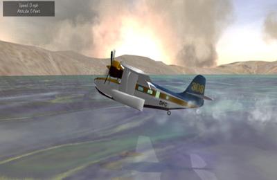 Flugsimulator Las Vegas auf Deutsch