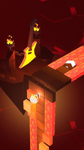 Arcade-Spiele: Lade Die Wand Hoch auf dein Handy herunter