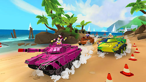 Tank headz screenshot 3