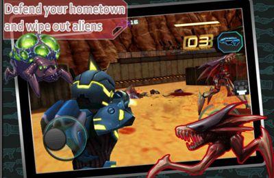 Captura de tela Guerra nas Estrelas: Invasão de Alienígenas no iPhone