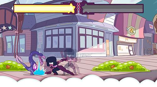 Dreamland arcade: Steven universe auf Deutsch