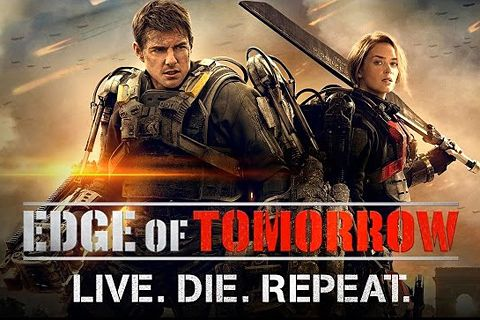 logo Edge of Tomorrow: Lebe, sterbe, wiederhole