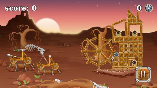 Arcade-Spiele Siege wars für das Smartphone