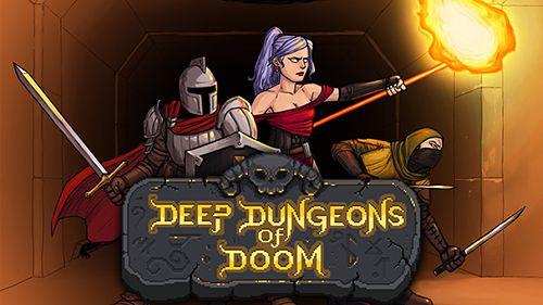 logo Tiefe Dungeons des Verderbens