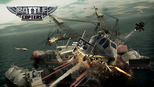 logo Helicópteros de combate