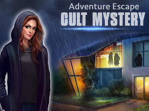 Adventure escape: Cult mystery Screenshot