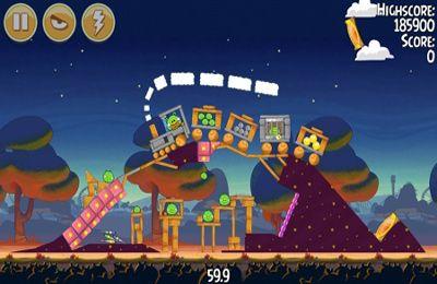 Angry Birds. Les Saisons - Abra-Ca-Bacon! en russe
