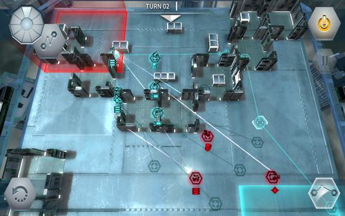 Screenshot Gefrorene Synapse: Prime auf dem iPhone