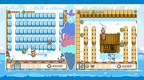 Bad ice cream: Ice powers para Android