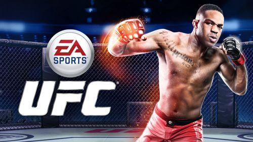 logo EA sports: UFC