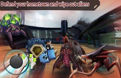 Actionspiele: Lade Sternenkrieg: Alien - Eingriff auf dein Handy herunter