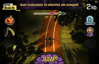 La Course- Zombie pour iPhone gratuitement