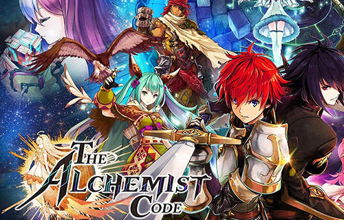 The alchemist code Screenshot