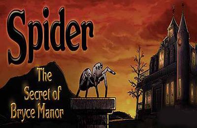 logo Araña el secreto de Bryce Manor