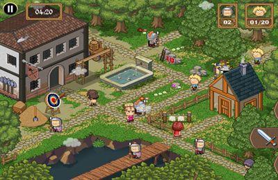 Screenshot Sprung ins Mittelalter - Zeitreise auf dem iPhone