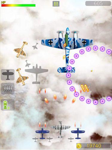 Скриншот Путь к победе: Воздушная мощь 1942 на Айфон