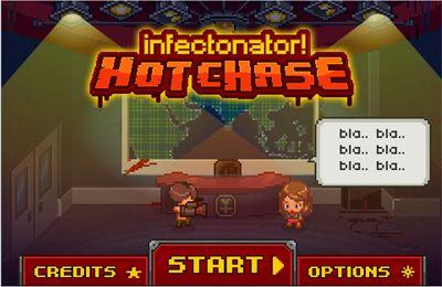 Arcade-Spiele: Lade Infektinator: Heiße Jagd auf dein Handy herunter