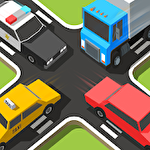 Traffic rush 3D图标