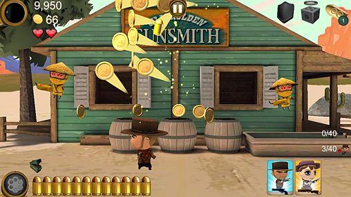 Screenshot Taschen Revolverhelden auf dem iPhone
