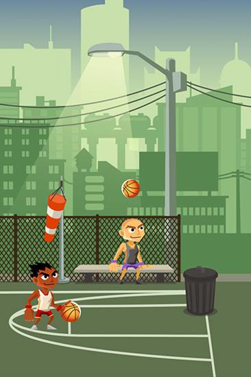 Basketball-Spiele Basket boss: Basketball game auf Deutsch