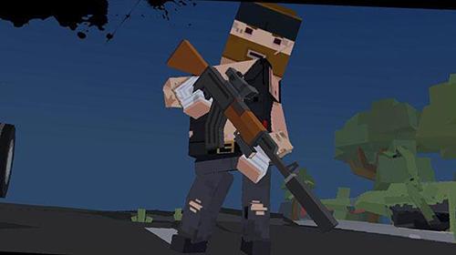 Pixelspiele Deadland: Fate of survivor auf Deutsch