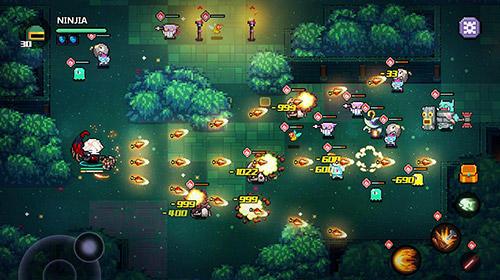 My heroes: Dungeon adventure Screenshot