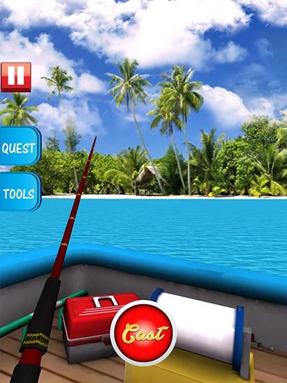 Real fishing pro 3D для Android