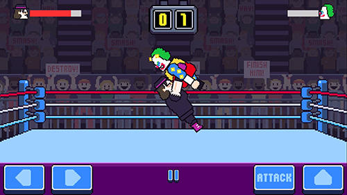 Rowdy wrestling screenshot 4