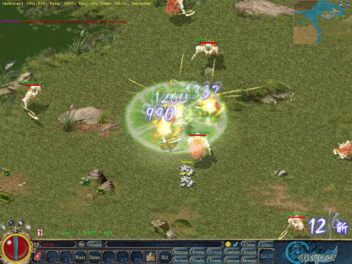 Conquer online 2: Infinite battle para Android