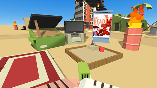 Simple sandbox screenshot 1