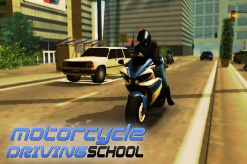 Motorcycle driving school for iPhone