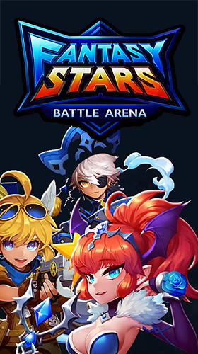 Fantasy stars: Battle arena screenshot 1