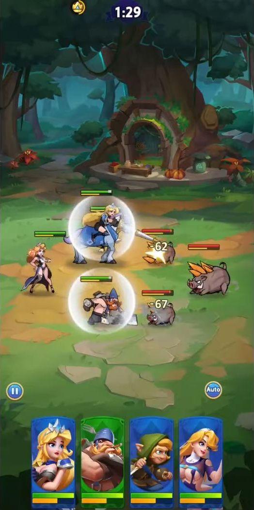 Mega Champions для Android