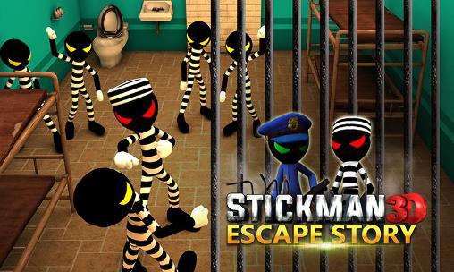 Stickman escape story 3Dcapturas de pantalla