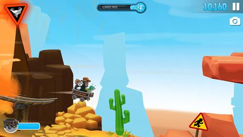 Arcade-Spiele: Lade Ski Safari 2 auf dein Handy herunter